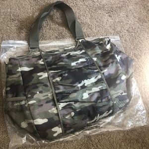 Camo all pro tote - Thirty On